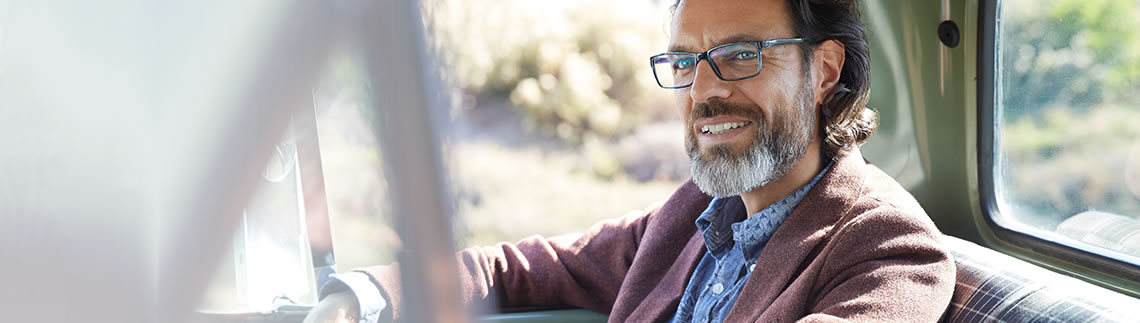 Great men's frame styles from €29