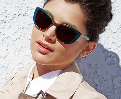 Women's prescription sunglasses
