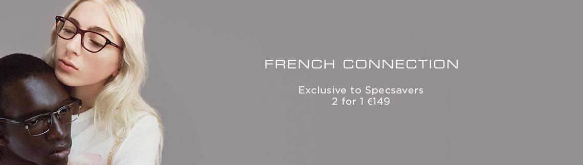 French Connection designer glasses